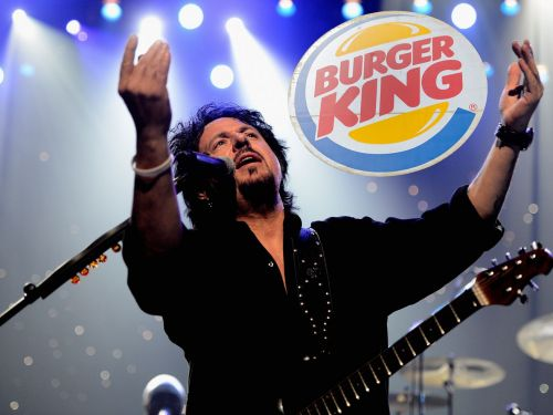 Burger King Agrees to Play Toto's 'Africa' on Repeat in London Location