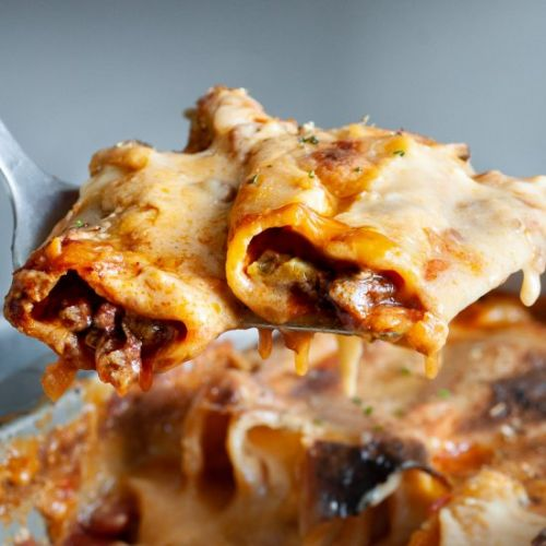 Super Cheesy Vegan Cannelloni