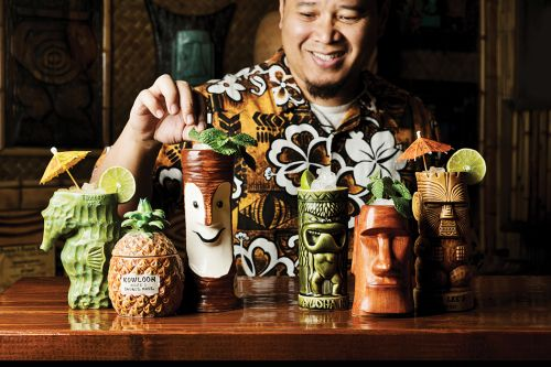 How To Outfit Your Home Tiki Bar