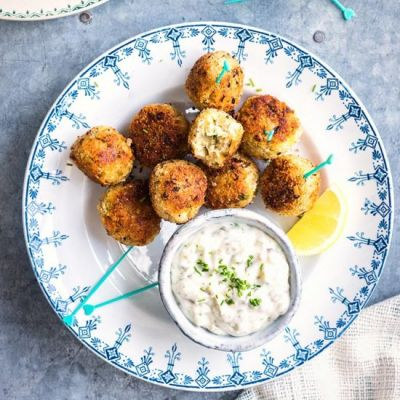 Herby Fish Croquettes