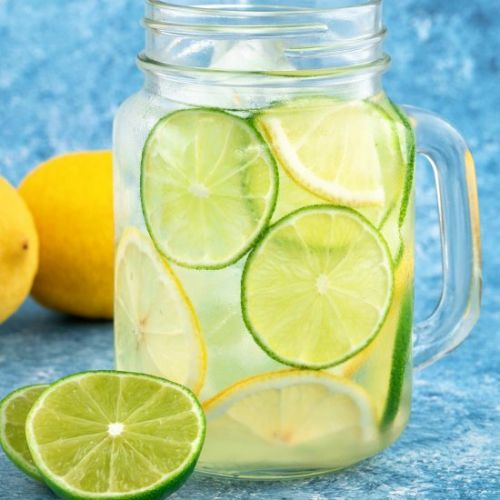 Simple, Healthy Lime Water Recipe