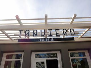 Trying Taquiero Taco Patio in Irvine