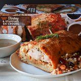 You'll Be Thankful For Trader Joe's Turkey Dinner in a Box - It's Only $13!