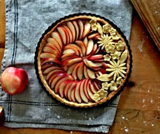 Making Your Own Stunning Nectarine Tart From Scratch