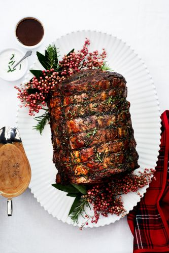 Rosemary-Rubbed Prime Rib