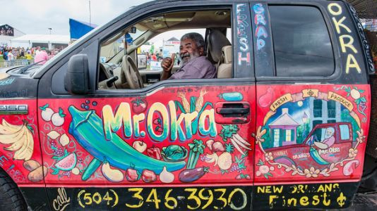 Goodbye, Mr. Okra: New Orleans Remembers Its Singing Vegetable Vendor