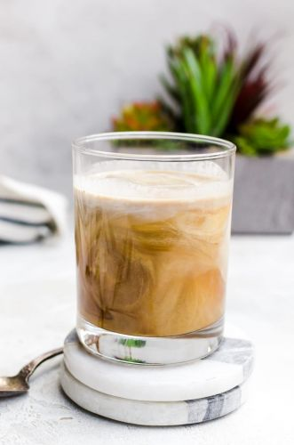 Cold Brew Cocktail: Chocolate White Russian