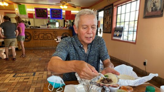'Where The Magic Happens': Following A Tasty Taco Trail In South Texas