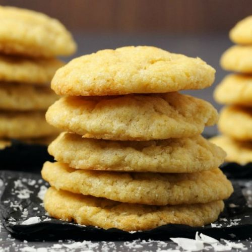 Vegan Coconut Cookies