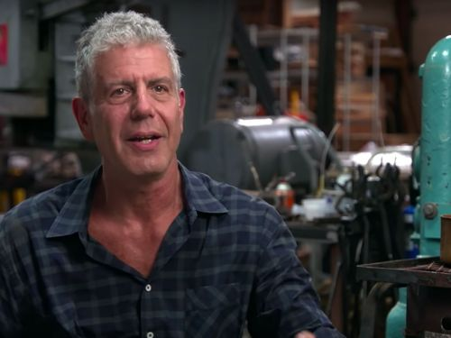 Emmy Viewers Angered Over Balvenie Scotch Ad Featuring Anthony Bourdain