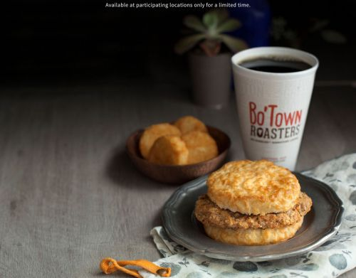 Got $5? Make Bojangles' Part of Your New Year's Resolution