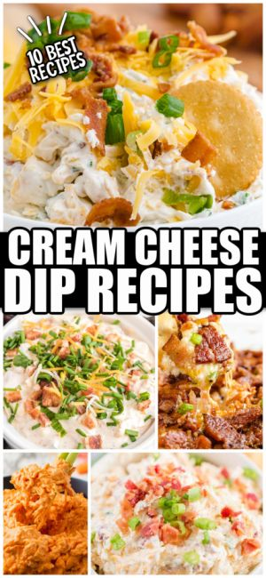 Cream Cheese Dip Recipes