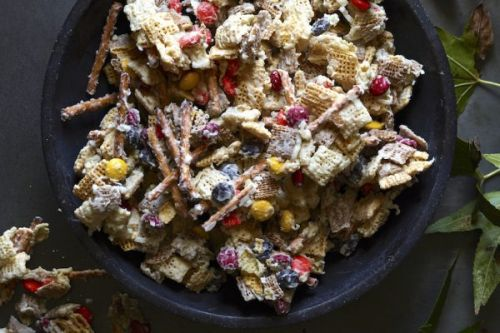 Coconut White Chocolate Chex Party Mix