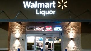 Coming Soon, Whiskey at Walmart in Texas