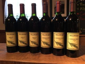 Mar 4: Merlot and Cabernet Franc Vertical Tasting