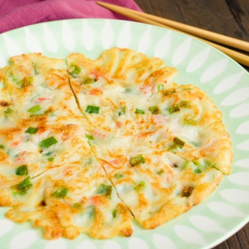 Fried Chinese Thin Pancakes