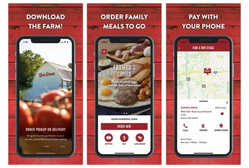 Bob Evans Restaurants Launching New Mobile App, Offering Free Pie