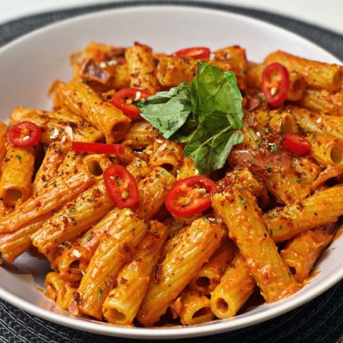 Vegan Penne Alla Vodka