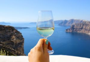 Dec 2: A Taste and History of Santorini Wines