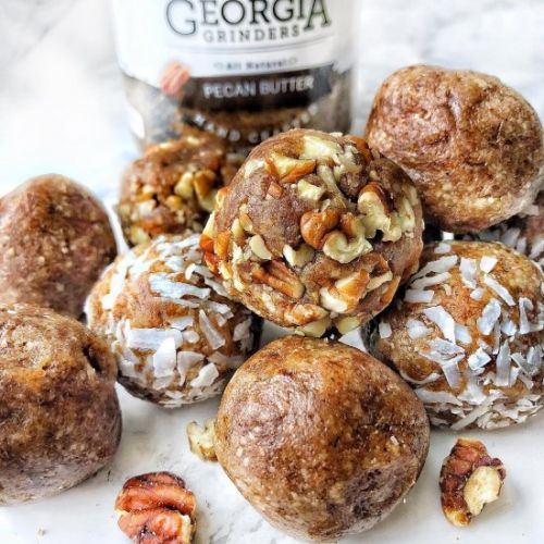 Pecan Pie Bliss Balls