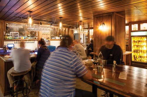 Three Seattle Bars for Comfort Drinking
