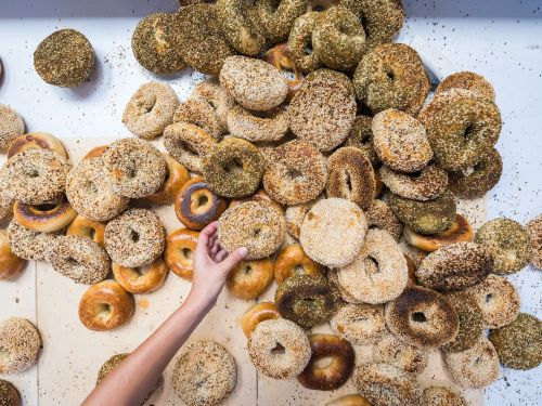 You Can Take the Bagel Out of New York, But You Can't Take the New York Out of the Bagel