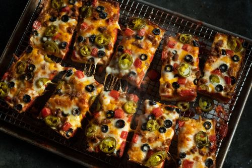 Jet's Pizza Introduces Mexican Pizza