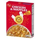 Walmart's Limited-Edition Chicken and Waffles Cereal Is a Breakfast-Lover's Dream