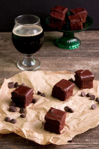 Celebrate St. Patrick's Day with Decadent Chocolate Stout Desserts