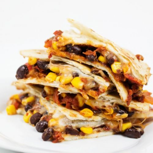Chipotle Quesadillas