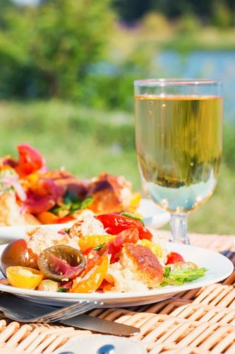 July 6-7: Wine with Picnic Salad Pairings