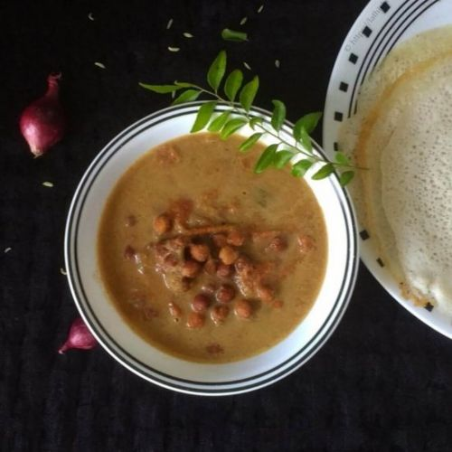 Kerala Chickpeas Curry