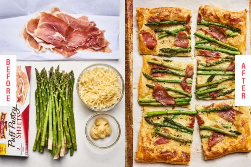5 Fast & Fancy Breakfasts That All Start with Frozen Puff Pastry