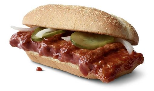 The Wait is Over - McDonald's Takes McRib Season Nationwide in 2020