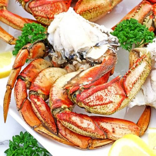 How to Cook Wild-Caught Crab Legs