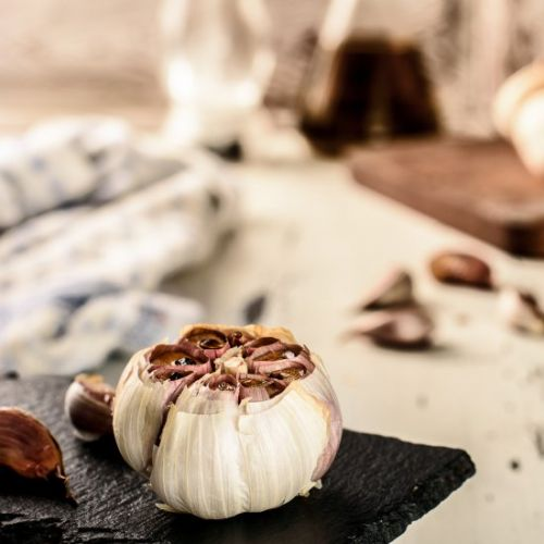 Oven Roasted Garlic Recipe