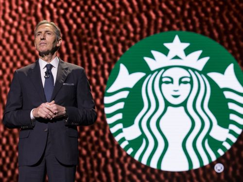 Starbucks Founder Howard Schultz Is Leaving the Company