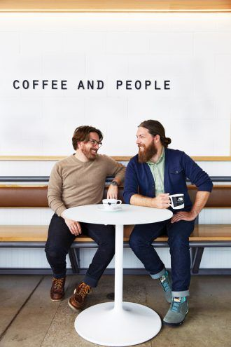 2019 Coffee People of the Year: Sean and Paul Henry of Houndstooth Coffee