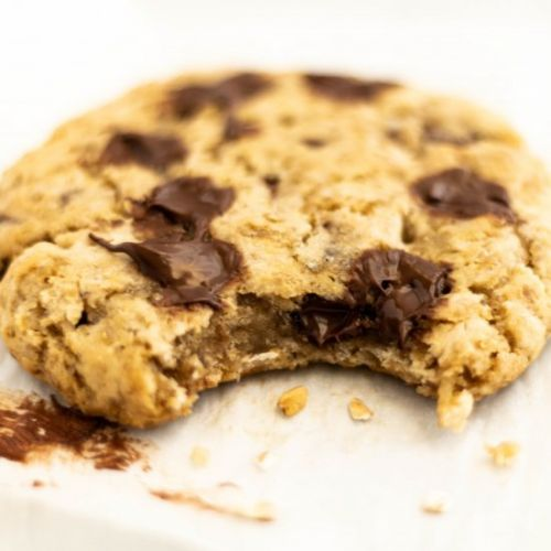 20 -min Chocolate Chip Cookie for 1