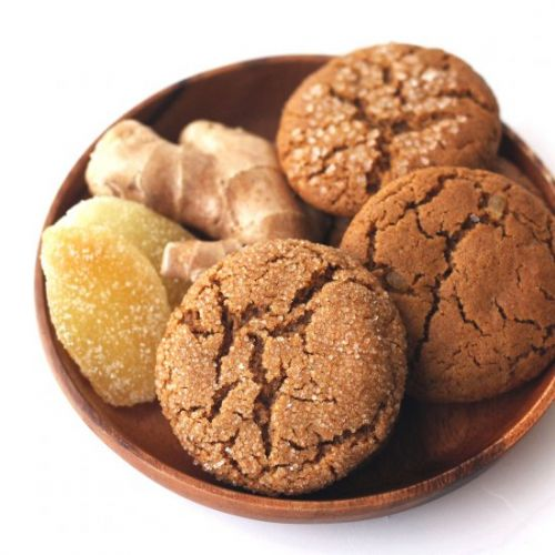 Small Batch Ginger Cookies