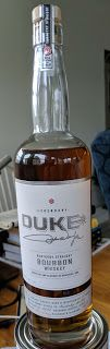 Stories, Legends, and Lessons: The Duke, a smoky German, and Wild Turkey's Master's Keep Rye