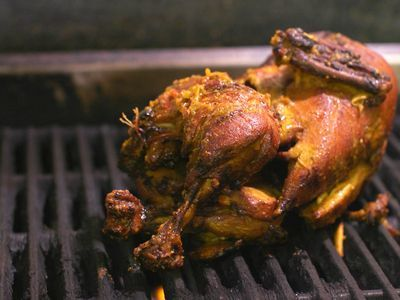 Watch: Bountiful Fried Chicken at Michigan's Only Senegalese Restaurant