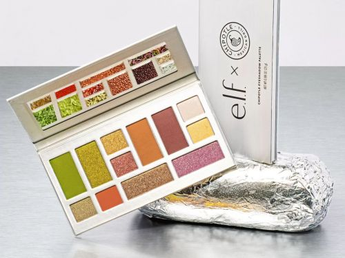 E.L.F. Cosmetics' Chipotle Collection Gives New Meaning to 'Guac Is Extra'