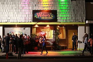 Weber's Rum Bar & Grill is Closed