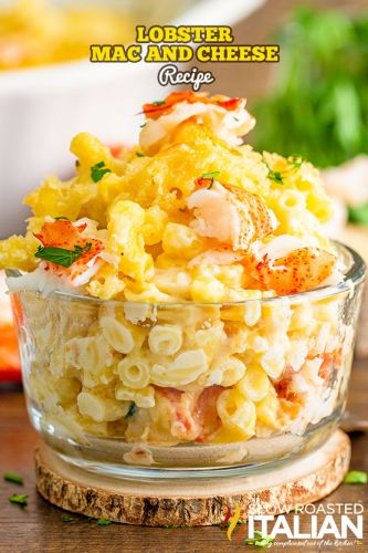 Lobster Mac and Cheese + Video