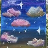 We Feel Like Professionals After Watching These Cloud-Painting Tutorial Videos on TikTok