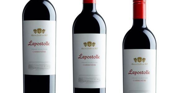 Lapostolle 'Grand Selection' Carmenère 2017, Rapel Valley, Chile
