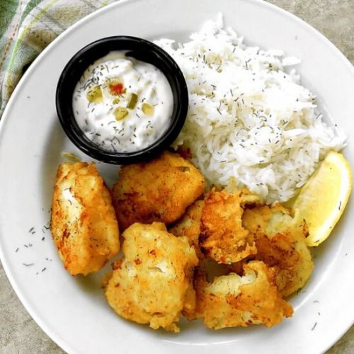 The Best Fried Cod Ever