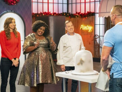 The Holiday Season of 'Nailed It!' Includes a Surprising Misfire