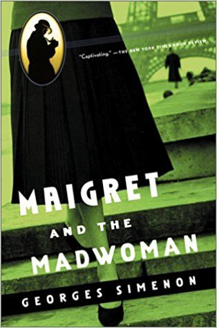 Cocktail Talk: Maigret and the Madwoman